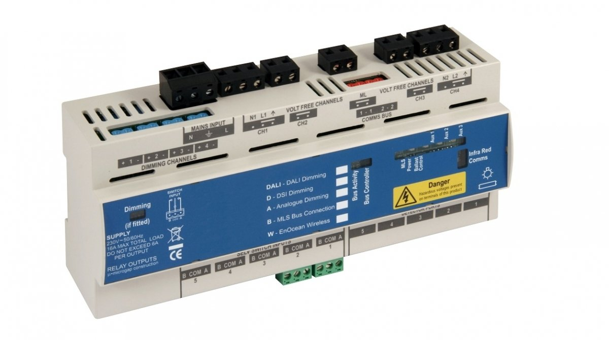Command Plus Control module